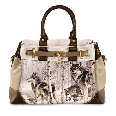 Spirit Of The Forest Handbag