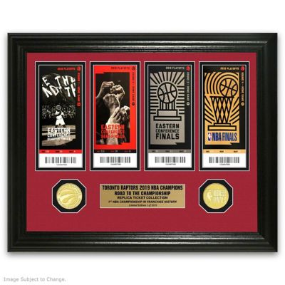 2019 NBA Championship Winner Toronto Raptors Wall Decor