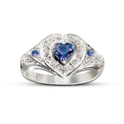 True Heart Ring