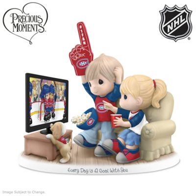 Every Day Is A Goal With You Canadiens® Figurine
