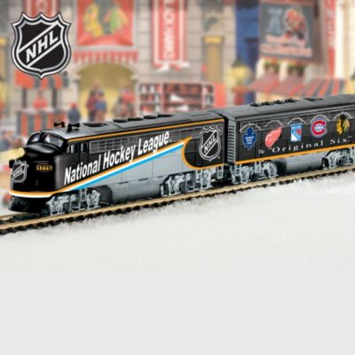 NHL® Original Six™ Express Hockey Team Train Collection 0410ae31b