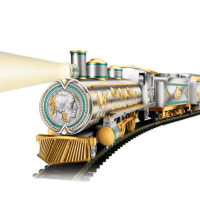b49b3dc992c1 Silver Edition Train Collection: The Spirit Of The West Express