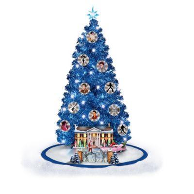 Personalized Christmas Tree Skirt