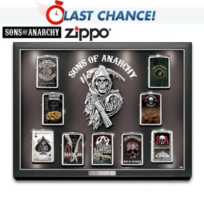 Harley Davidson Zippo Lighter Collection