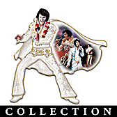 Elvis, His Legend Lives On Wall Decor Collection