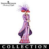 Thomas Kinkade Fancy Hatters Collection