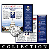 The United States Statehood Quarter Coin Collection
