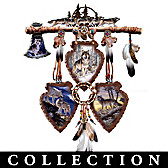 Spirits Of The Pack Wall Decor Collection