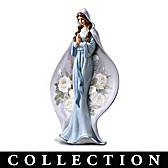 Our Lady Of The Flowers Figurine Collection