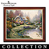 Thomas Kinkade Seasons Of The Heart Wall Decor Collection