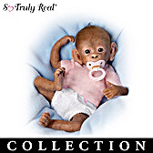 Bundles Of Love Monkey Doll Collection