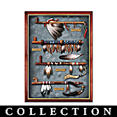 American Calumet Pipe Wall Decor Collection