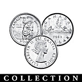 The Complete Canadian Silver Dollar Coin Collection
