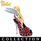 Tinker Bell's Totally Cute As A Bug Figurine Collection