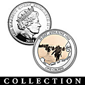 The 70th Anniversary D-Day Coin Collection