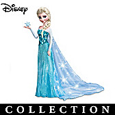 Disney FROZEN Musical Portrait Doll Collection