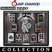 Sons Of Anarchy™ Zippo® Lighter Collection