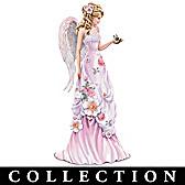 Lena Liu Angelic Beauties Of The Garden Figurine Collection