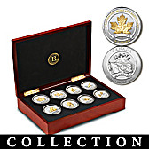 O' Canada Commemorative Medallion Collection