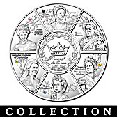 The Women Of The Crown One Crown Coin Collection