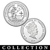 Annual Remembrance Day Five Crowns Coin Collection
