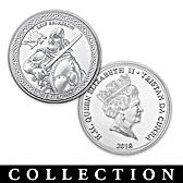 Leif Eriksson: Discovering Canada Coin Collection