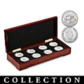 Canada's One Hundred Days Commemorative Coin Collection
