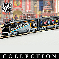 NHL® Original Six™ Express Train Collection