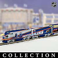 Edmonton Oilers® Express Train Collection