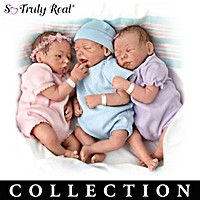 Blessings Times 3 Baby Doll Collection