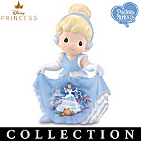 Precious Moments Disney Princess Figurine Collection