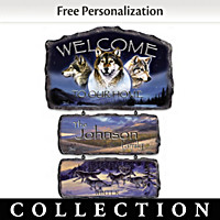 Sentinels Of The Seasons Welcome Wall Decor Collection