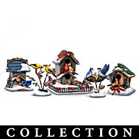 Songbirds Holiday Figurine Collection