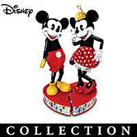 Mickey & Minnie Ultimate Tribute Doll Collection