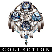 Spirit Of The Wolf Collector Plate Collection