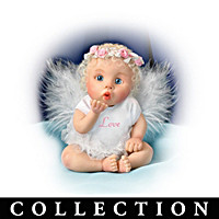 Heaven\'s Littlest Angels Baby Doll Collection