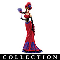 Masquerade Of Hat-titude Figurine Collection