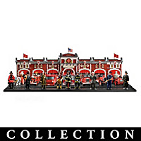 Firefighter's Tribute Sculpture Collection