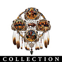 Noble Warrior Collector Plate Collection