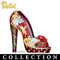 Shoes Are A Girl\'s Best Friend Figurine Collection