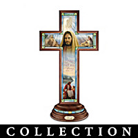 Greg Olsen Light Of Faith Cross Collection