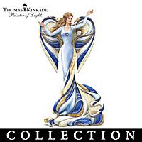 Thomas Kinkade Angels Of Splendour Figurine Collection