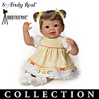 When She's Smiling Baby Doll Collection
