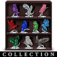 Reflections Of The Owl Figurine Collection