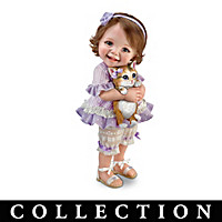 Fur-ever Friends Child Doll Collection
