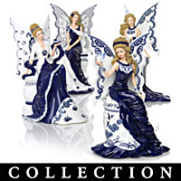 Magic Of Blue Willow Figurine Collection