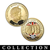 The Crowning Moments Of Queen Elizabeth II Coin Collection
