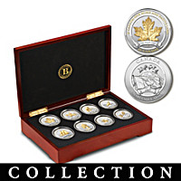 O\' Canada Commemorative Medallion Collection