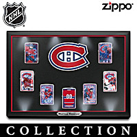 Montreal Canadiens® Zippo® Lighter Collection