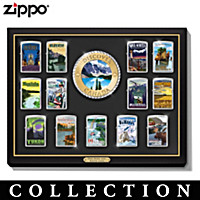 Discover Canada Zippo® Lighter Collection